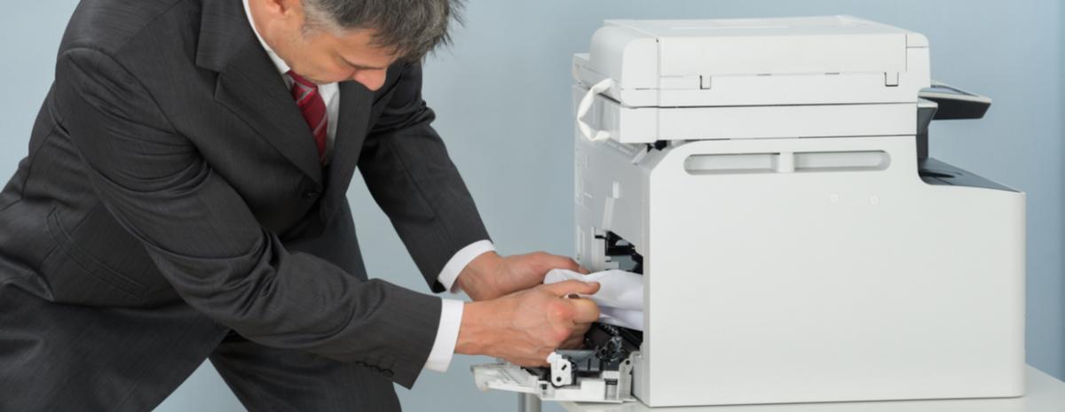copier maintenance